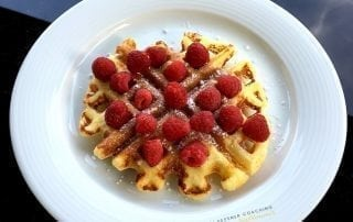 Low-Carb Waffeln selbstgemacht